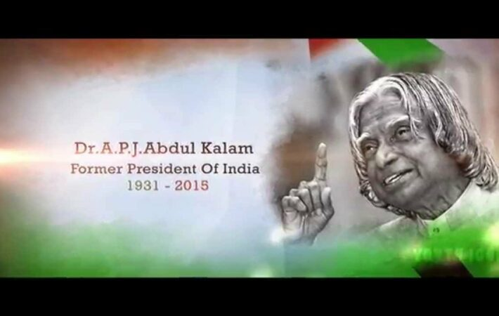A Tribute to Dr APJ Kalam